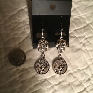 Simply Sagittarius Earrings